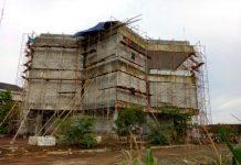 Update Pembangunan Masjid Menara Ilmu – Maret 2018
