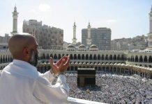 Anjuran Mengangkat Tangan Saat Berdoa