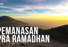 Pemanasan Pra Ramadhan